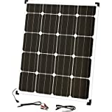 Strongway 12 Volt Monocrystalline Solar Panel – 95 Watts Review