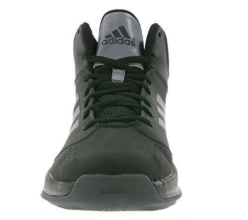 adidas Isolation 2 - Zapatillas para hombre Negro / Gris