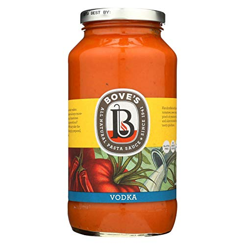 Boves, Sauce Vodka, 24 Ounce ()