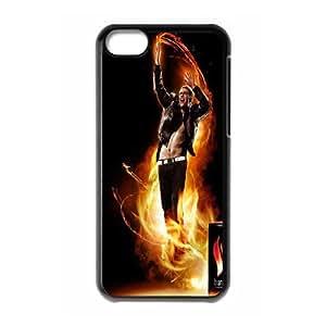 Burn Book Phone Case Back Cover For Iphone 5c TPUKO-Q816604