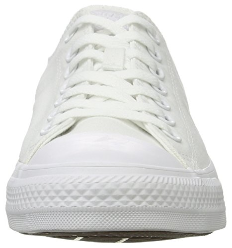 Converse All Star Hi - Zapatillas unisex Blanco (Whitewhite)