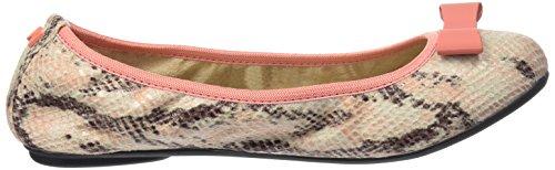 Punta con Twist Colores Varios Mujer Bt21 207 207 Cerrada Bailarinas Butterfly 010 para H6ZqwYw