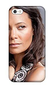New Fashion Premium Tpu Case Cover For Iphone 5/5s - Thandie Newton