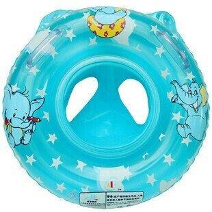 MANGO-Flotador de aprendizaje de natación para niños, color azul: Amazon.es: Juguetes y juegos