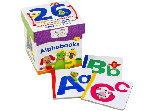 Baby Einstein Alphabooks, Baby & Kids Zone