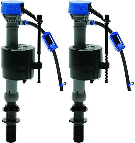 Fluidmaster 400AH PerforMAX Universal High Performance Toilet Fill Valve - 2 Pack
