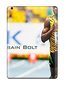 Vicky C. Parker's Shop Protective Tpu Case With Fashion Design For Ipad Air (usain Bolt Running)