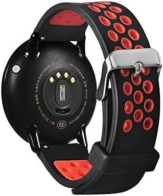 Correa de repuesto para reloj inteligente Xiaomi Huami Amazfit ...