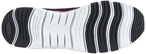 Zapatillas Haraka W' Negro 022 Black White Mujer Hi Raspberry Tec Ewt5qnH