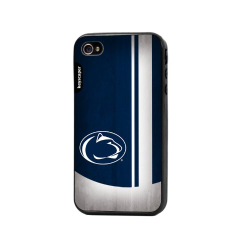 Keyscaper Cell Phone Case for Apple iPhone 4/4S - Penn State University ()