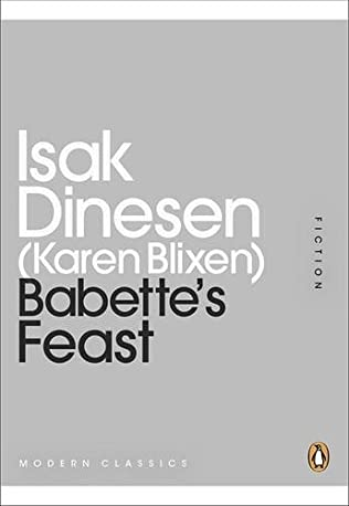 book cover of Babette\'s Feast