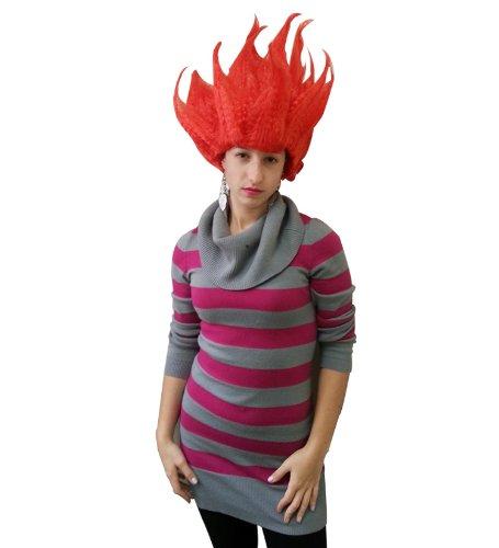 Spike Wig
