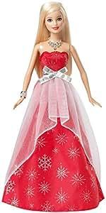 Barbie 2015 Holiday Sparkle Doll