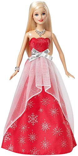 - Barbie 2015 Holiday Sparkle Doll
