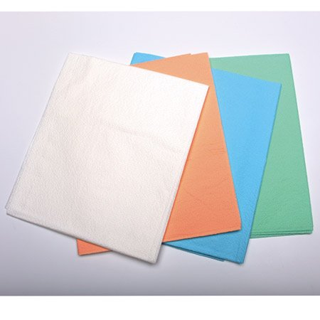 Moore Medical Drape Sheets - 2-ply Tissue, 40'' x 48'' - Model 76973 - Case of 100
