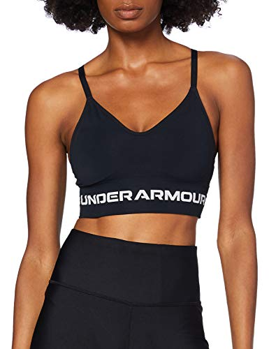 Under Armour Women's Seamless Low Impact Long Bra