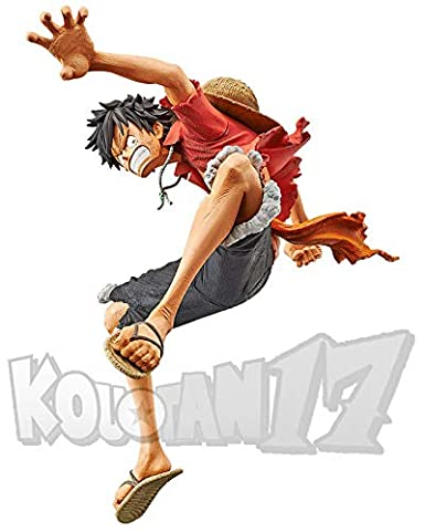 Amazon   8個セット 劇場版『ONE PIECE STAMPEDE』KING OF ARTIST THE ...