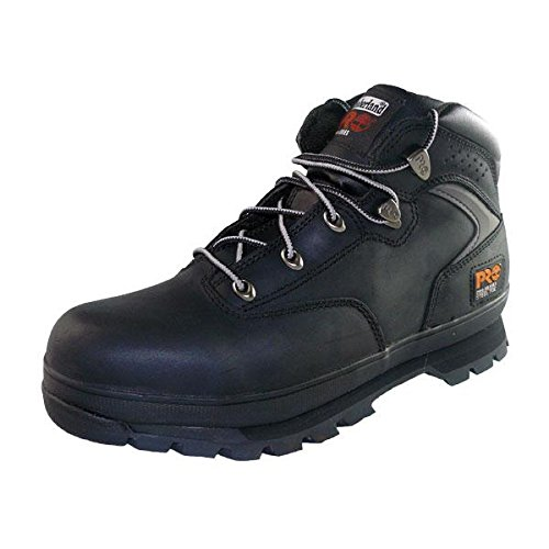 32760253f129a Timberland Black Euro Hiker 2G Safety Boot Size 10: Amazon.co.uk: DIY &  Tools