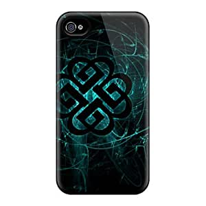 RobAmarook Apple Iphone 4/4s Best Cell-phone Hard Cover Provide Private Custom High Resolution Breaking Benjamin Skin [ySE27613OIyc]