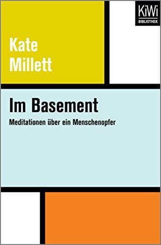 Im Basement: Meditationen über ein Menschenopfer (German Edition)