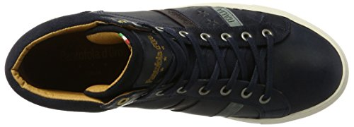 Pantofola dOro Herren Monza Uomo Mid Hohe Sneaker Blau (Dress Blues)