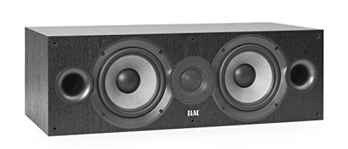 ELAC DEBUT C6.2 Center luidspreker zwart decor
