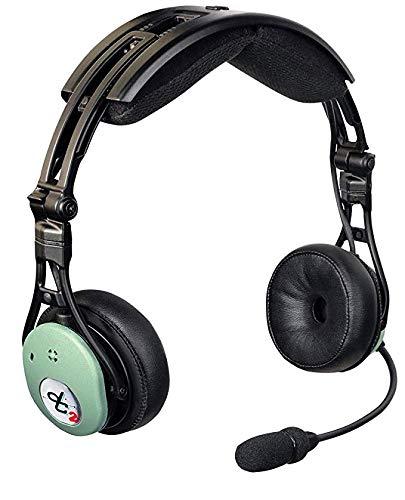 David Clark PRO-X2 ANR Aviation Headset 6-Pin Panel Powered - Bluetooth