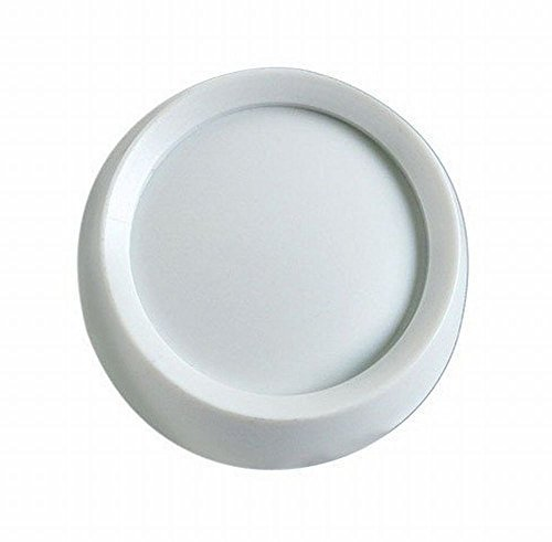 Leviton 26115-W 2 Pack Replacement Rotary Dimmer Knob, White