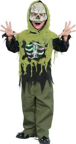 Light Up Skeleton Boy Costume (Light-up Skeleton)