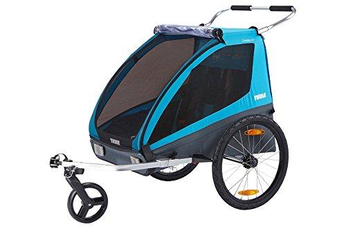 - Thule Coaster XT Cycle/Stroll Trailer