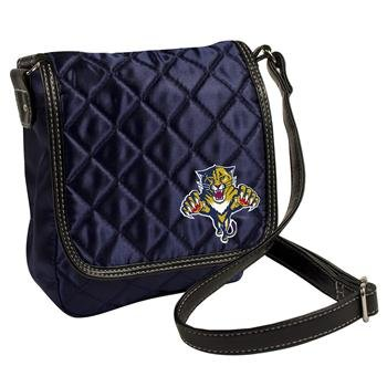 NHL Florida Panthers Quilted Purse