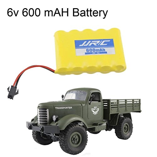 Quadcopter Kit,Dartphew 1Pcs 6V 600MAH Battery - Sapre Parts