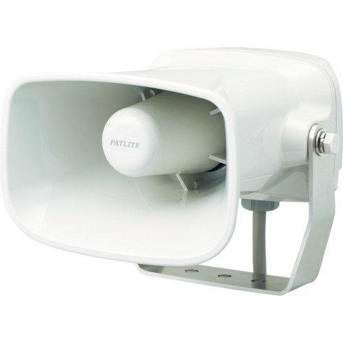 パトライト ホーン型電子音報知 Aタイプ AC100~240V EHS-M2HA B01AXPSFIU