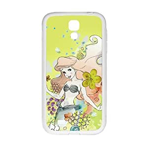 WAGT The Little Mermaid Phone Case for samsung galaxy S4 Case