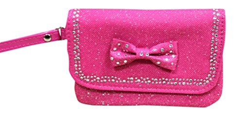 Little Fashionista Wristlet-Hot Pink - Pink Poppy (JHS-305A)