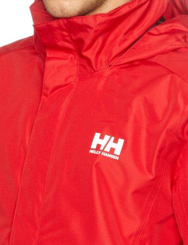 Sportiva red Uomo Giacca Hansen Helly Jacket Dubliner Rosso wqIzUB6