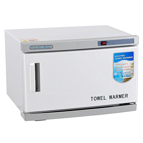 GHP 16L Capacity 200W 110V Aluminum Inner Chamber Towel Sterilizer w Removable Tray chic