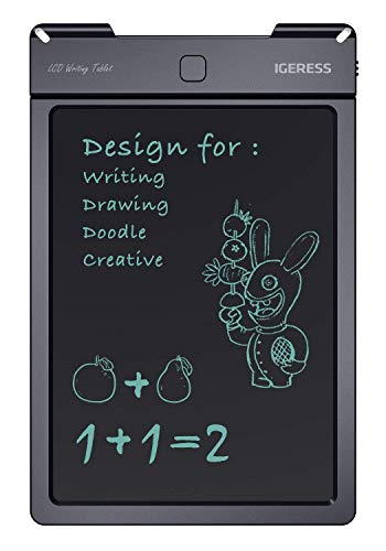 Inch LCD Writing Tablet Doodle Board,9-inch Writing Digital Drawing Board Graphic Tablet Durable Electronic Graphics