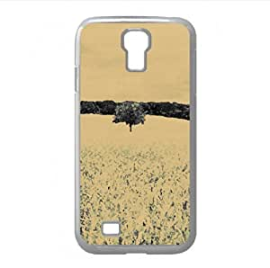 Wheat Field Watercolor style Cover Samsung Galaxy S4 I9500 Case
