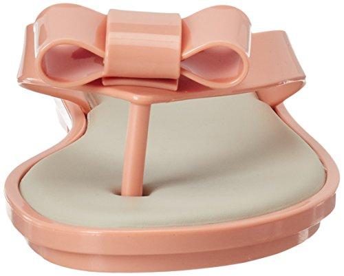 Melissa Melissa Gueixa Flat - Sandalias con Cuña Mujer Pink (Pink/Beige)