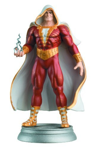 DC SUPERHERO CHESS FIGURINE COLLECTION MAGAZINE #51 SHAZAM WHITE PAWN