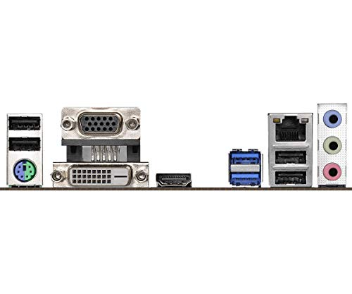 Asrock H310M-HDV Motherboard