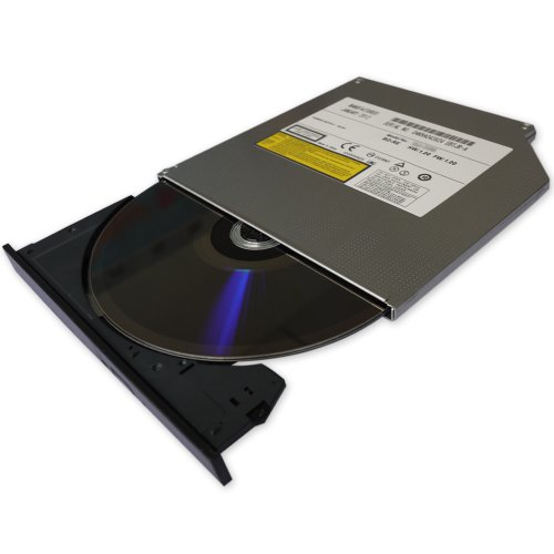 HIGHDING SATA BD-ROM Blu-ray Combo Drive Replacement for Dell Inspiron 15 M5010 M5030 by EXCELSHOW