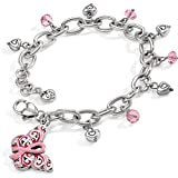 Brighton 2017 Power of Pink Butterfly Breast Cancer Bracelet