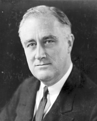 New 8x10 Photo: Franklin D. Roosevelt, 32th U.S. President