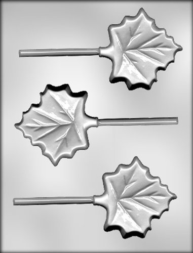 CK Products 3-1/4-Inch Maple Leaf Chocolate ()