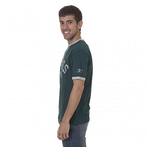 a18b61dd28731 Camiseta NFL Reebok  Eagles Gridiron GN XS  Amazon.es  Ropa y accesorios
