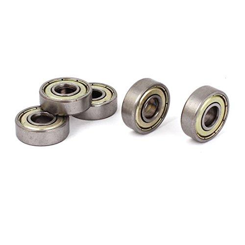8mm Sealed Ball Bearings - 6