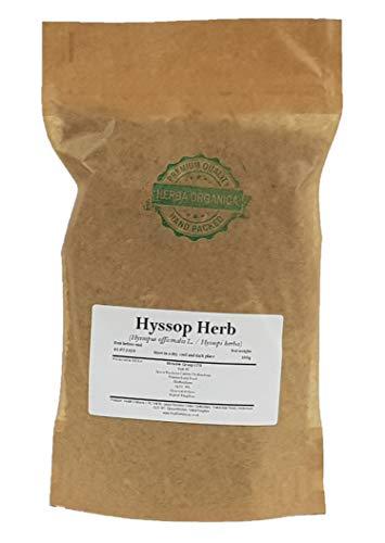 Ysop Kraut / Hyssopus Officinalis L / Hyssop Herb # Herba Organica # Bienenkraut, Eisop, Esope (100g)