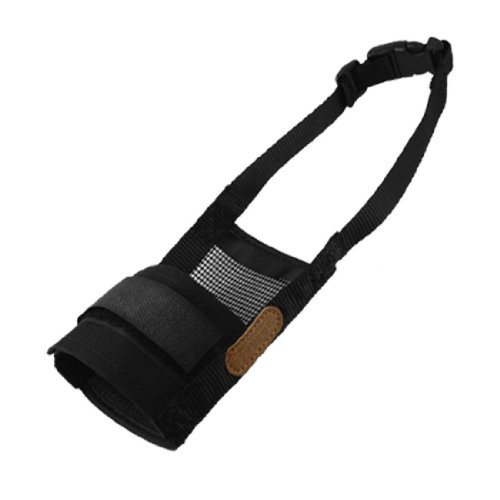 asx-design-pet-dog-anti-bark-chew-soft-mask-muzzle-size-s-black
